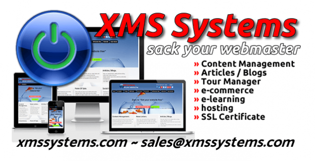 How do I place an order for my XMS Systems based website?